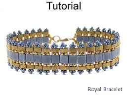 beads bracelet tutorials images Beading patterns and tutorials jewelry making miyuki two etsy jpg