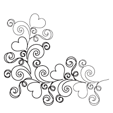 corner pattern png love doodle corner digital quilts complete longarm continuous