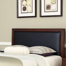 Black Leather Headboard Bedroom Set Black Leather Headboard Queen 7 Outstanding For Leather Bedroom