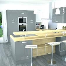 hauteur d une cuisine hauteur bar cuisine charming hauteur ilot central cuisine 6 ilot