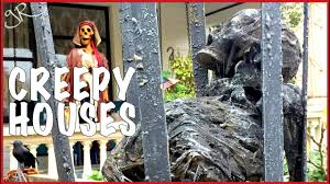 scary halloween diy decorations vlog 006 youtube