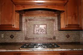 Copper Backsplash Tiles For Kitchen Miraculous Kitchen Charming Copper Backsplash Ideas Metal On