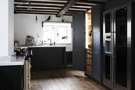best professional uk interior thatched cottage kitchen by fawn