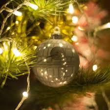 christmas star wars bundle of christmas tree ornaments baubles
