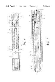 patent us6155150 hydraulic tubing punch and method of use