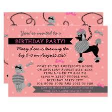 1950s sock hop invitations u0026 announcements zazzle canada