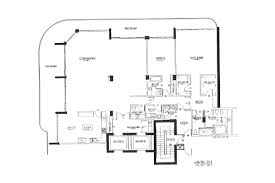palace at bal harbour floor plans