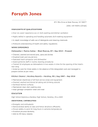 Job Resume Objective Restaurant by Housekeeper Resume Objective Splixioo