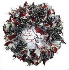 2017 christmas cardinal wreath facebook live 9 27 17 trendy tree