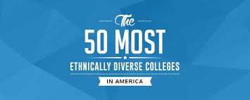 Best Makeup Schools In Usa The 50 Top Ethnically Diverse Colleges In America Best College