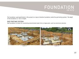 Types Of Foundations For Homes Building Construction Foundation
