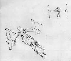 concept sketches of rebel vehicles in star wars episode vii