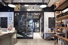 kitchen store design haven s kitchen store and restaurant by turett collaborative
