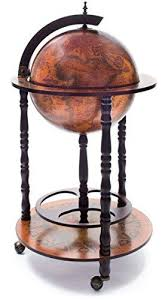 globe bar liquor cabinet 18 5