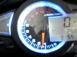 digital speedometer tachometer xrm youtube
