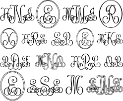monogrammed fonts lace monograms font family by harold s fonts font bros