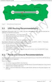 ar7592 cellular pcs wcdma lte modem user manual hardware