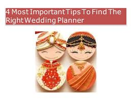 find a wedding planner 4 most important tips to find the right wedding planner