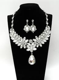 prom jewelry wedding jewelry set free shipping wedding necklace bridal