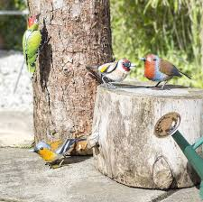 birds garden ornaments by oxford barbecues
