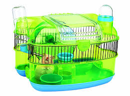 How Much Is A Hamster Cage Amazon Com Jw Pet Company Petville Habitats Starter Home Small