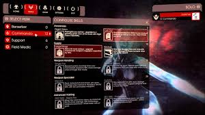 killing floor 2 a look at the menus youtube