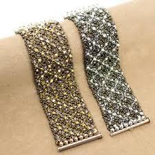 bead weave bracelet images Baroque movement bracelet bead weaving kit beads gone wild jpg