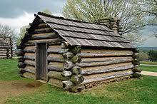 wood cabin log cabin