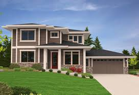 Hillside House Plans For Sloping Lots by Sloped Lot Modern House Plans House Plans