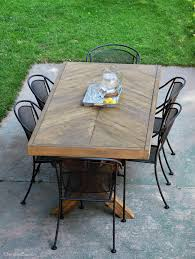 Make Wood Outdoor Table by Furniture 20 Pretty Images Diy Outdoor Dining Table Make Your