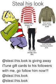 Meme Jacket - steal his look fee saint laurent alexander wang bomber jacket