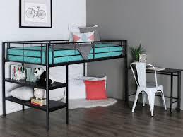 metal bunk beds walker edison