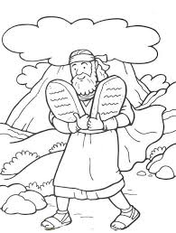 cheerful 10 commandments coloring pages the 25 best ten ideas on