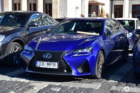 gsf lexus orange lexus gs f 2016 20 april 2017 autogespot