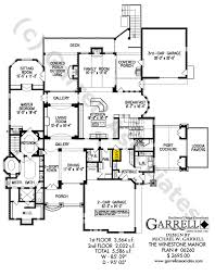 country style house floor plans winestone manor house plan house plans by garrell associates inc