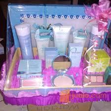 Paket Make Up Wardah Untuk Seserahan paket seserahan kosmetik wardah free kotak seserahan