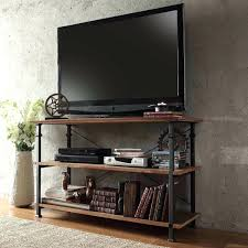 Tv Stand Building Plans Rustic Tv Stands With Fireplace Stand Diy Plans Corner