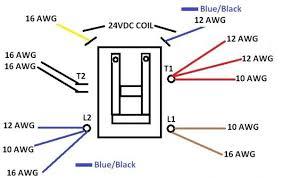 wiring diagram for a contactor u2013 the wiring diagram u2013 readingrat net