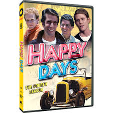 happy days the complete fourth season dvd
