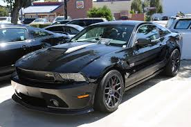 2005 Black Mustang For Sale A Brand New 2016 Mustang Shelby Gt350 This Shot Taken By