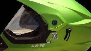 vega motocross helmets steelbird bang motocross helmet extendable u0026 adjustable peak