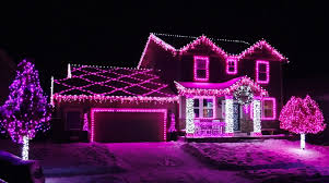 pink lights withpink order white wire