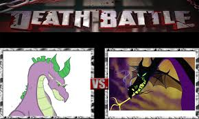 Maleficent Meme - 119134 adult spike artist darthwill3 crossover death battle