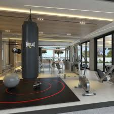 Home Gym Decor Ideas 125 Best Home Gym Images On Pinterest Home Gyms Indoor