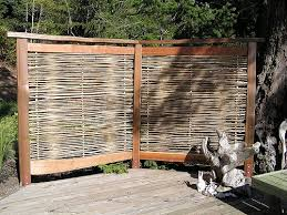 Outdoor Privacy Screens For Backyards Best 25 Outdoor Privacy Panels Ideas On Pinterest Privacy