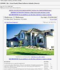 craigslist real estate ad changes real estate marketing and