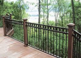 najera welding wrought iron railing