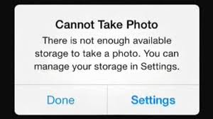 weird trick frees up tons of storage on your iphone without
