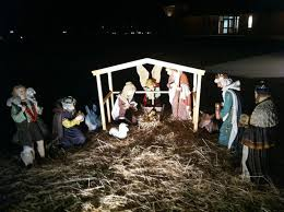 lighted outdoor nativity outdoor furniture pit surprising diy lighted outdoor nativity