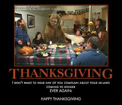 nsaney z posters ii a grizzly thanksgiving